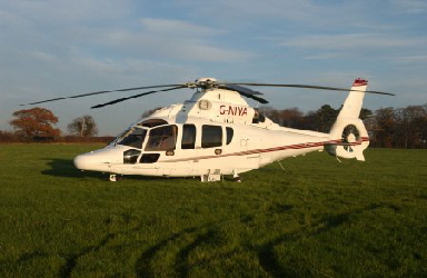EC155 Helicopter Hire
