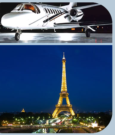 Jet Hire Paris