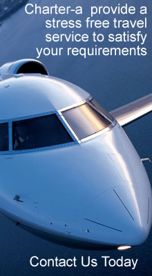 Travel with Charter-a to the UK